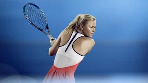 Permalink ke Wear What Sharapova in the Australian Open?