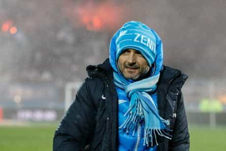 Permalink ke Roma Indeed Always There in the Heart Spalletti